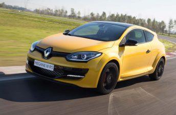 El regreso al país del Renault Mégane R.S.