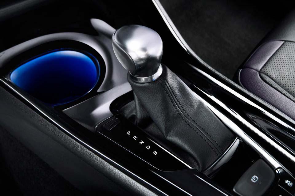 Caja automática Toyota C-HR