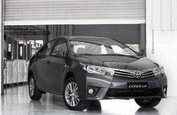 Toyota Corolla, en lo más alto de las ventas mundiales