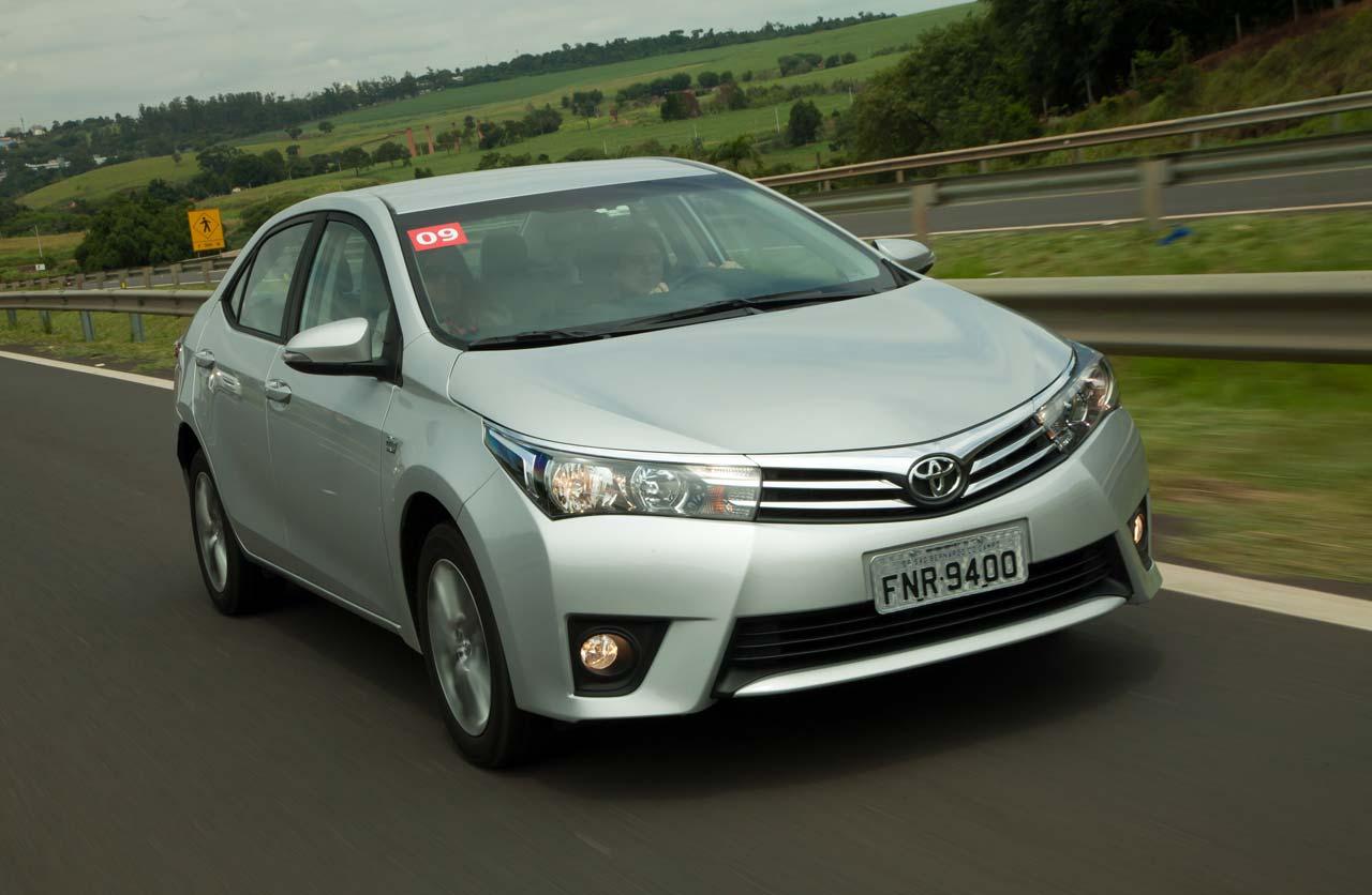 Toyota Corolla con ESP para el Salón de San Pablo