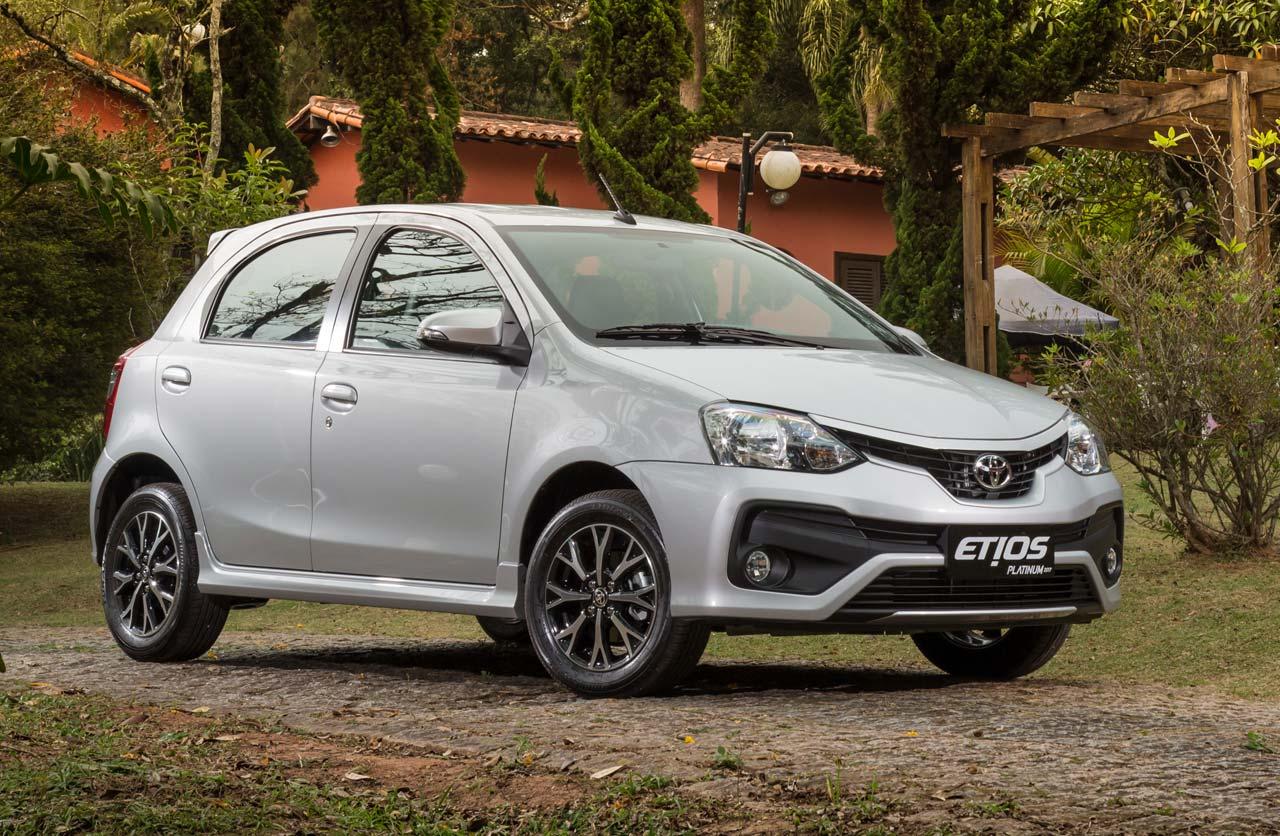 Oficial: rediseño para el Toyota Etios