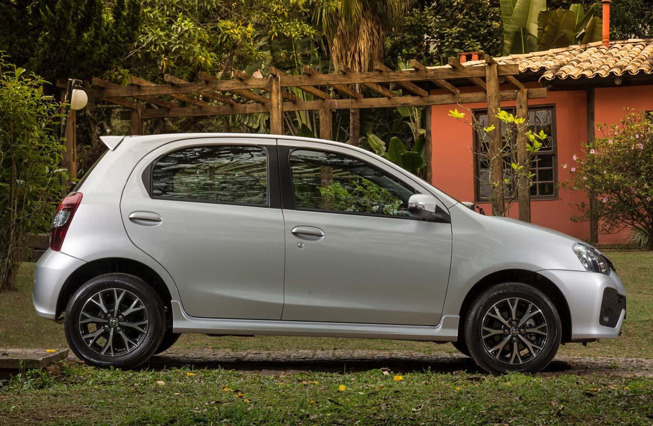 Toyota Etios Platinum 2017