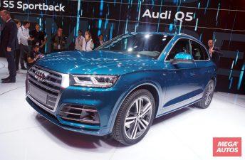 París 2016: con ustedes, la segunda generación del Audi Q5