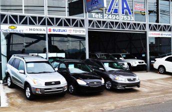 La venta de autos usados sigue sin recuperarse