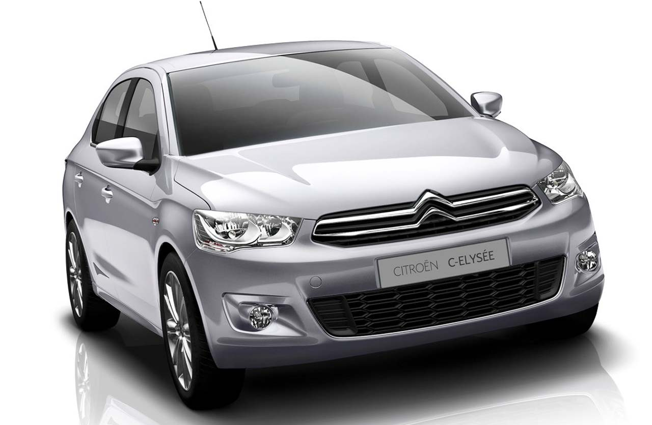 Citroën C-Elysée: preventa online por 315.000 pesos