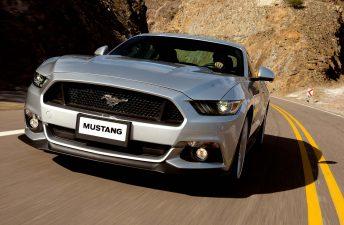 El Ford Mustang ya está en Argentina