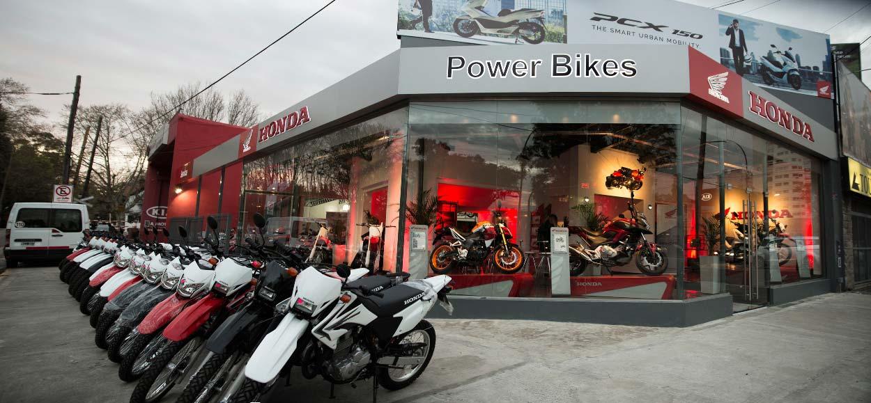 Honda PowerBikes