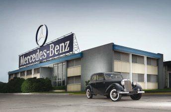 Mercedes-Benz, 65 años en Argentina