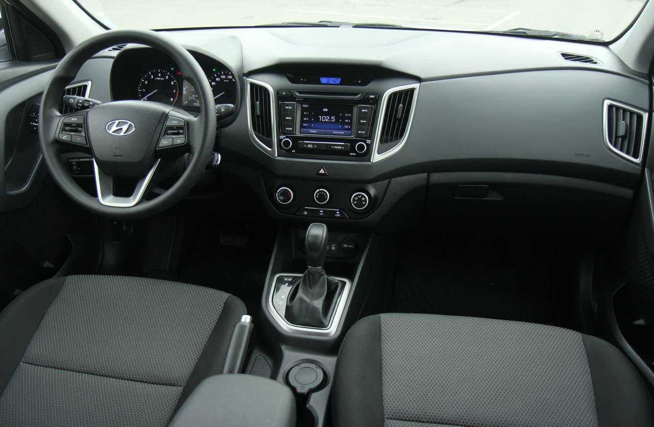 Interior Hyundai Creta