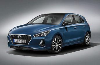 Así es la nueva generación del Hyundai i30