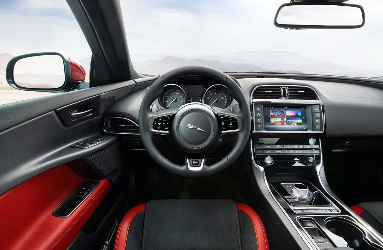 Interior Jaguar XE-S