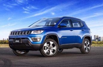 Jeep presentó la nueva generación del Compass