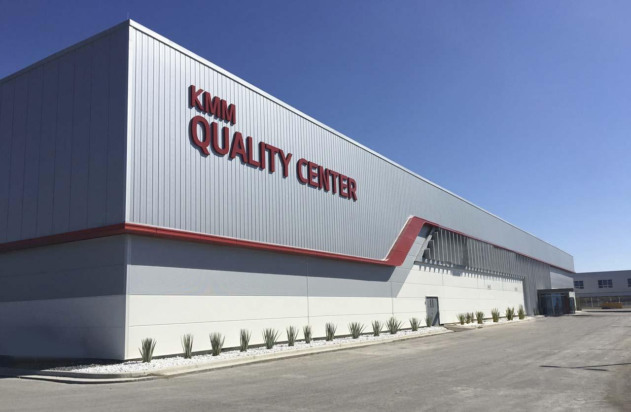 Kia fábrica México