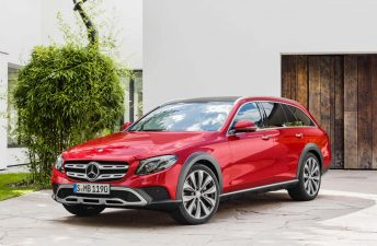"Clase E All-Terrain, el nuevo ""aventurero"" de Mercedes-Benz"