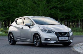 Se viene el nuevo Nissan March regional