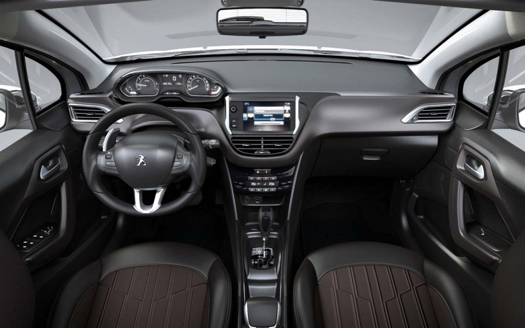 peugeot 2008 crossway interior mega autos. Black Bedroom Furniture Sets. Home Design Ideas