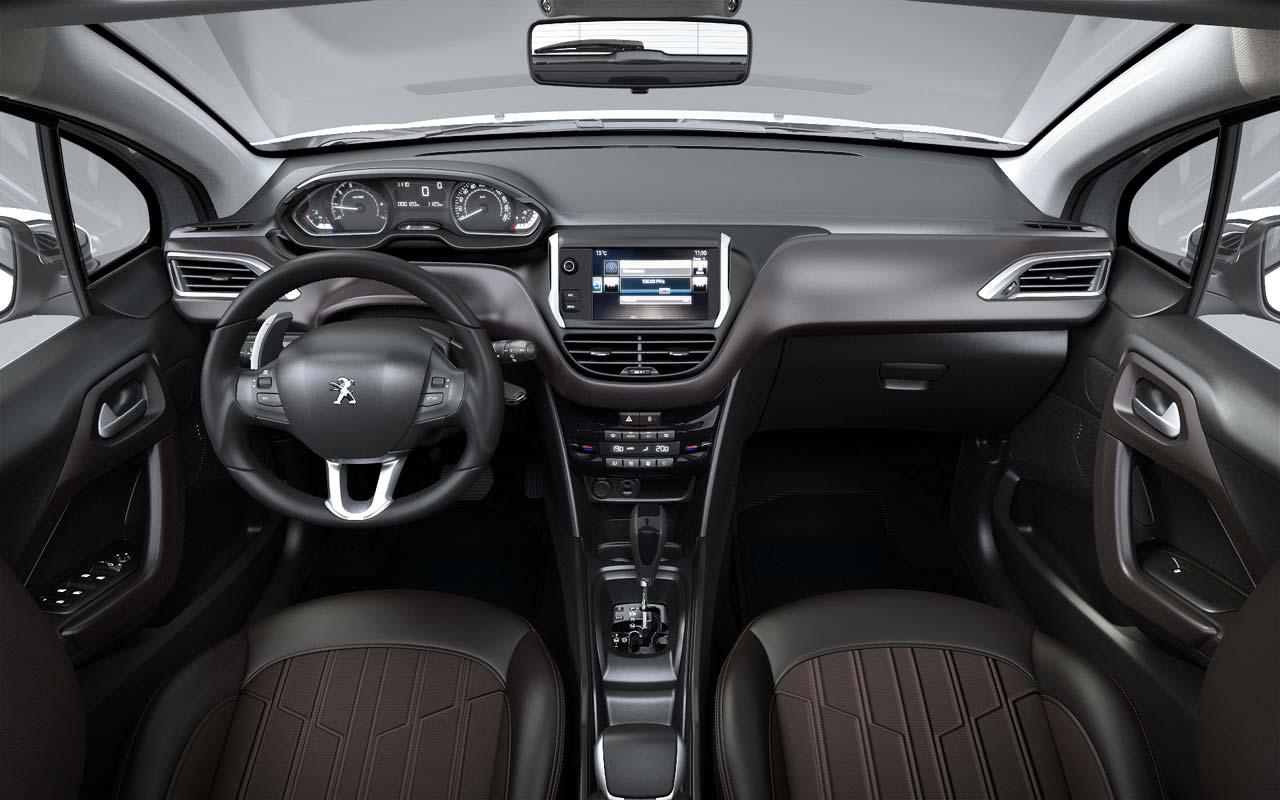 Interior Peugeot 2008 Crossway