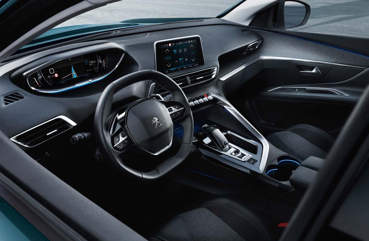 i-Cockpit Nuevo Peugeot 5008