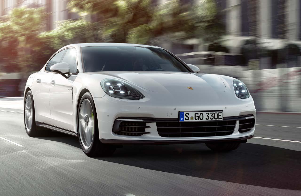 Porsche Panamera 4 E-Hybrid, gasta apenas 2,5 l/100 km