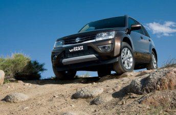Suzuki vende nuevamente la Grand Vitara 5 puertas en Argentina