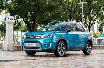 Nueva Suzuki Vitara, con precios más bajos