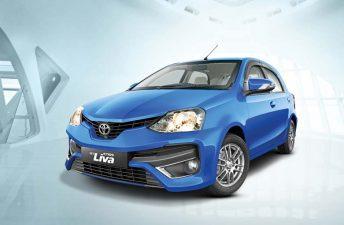 Igual pero diferente: cómo es el nuevo Toyota Etios en India