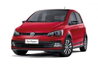 Volkswagen Fox Pepper: edición limitada con look deportivo