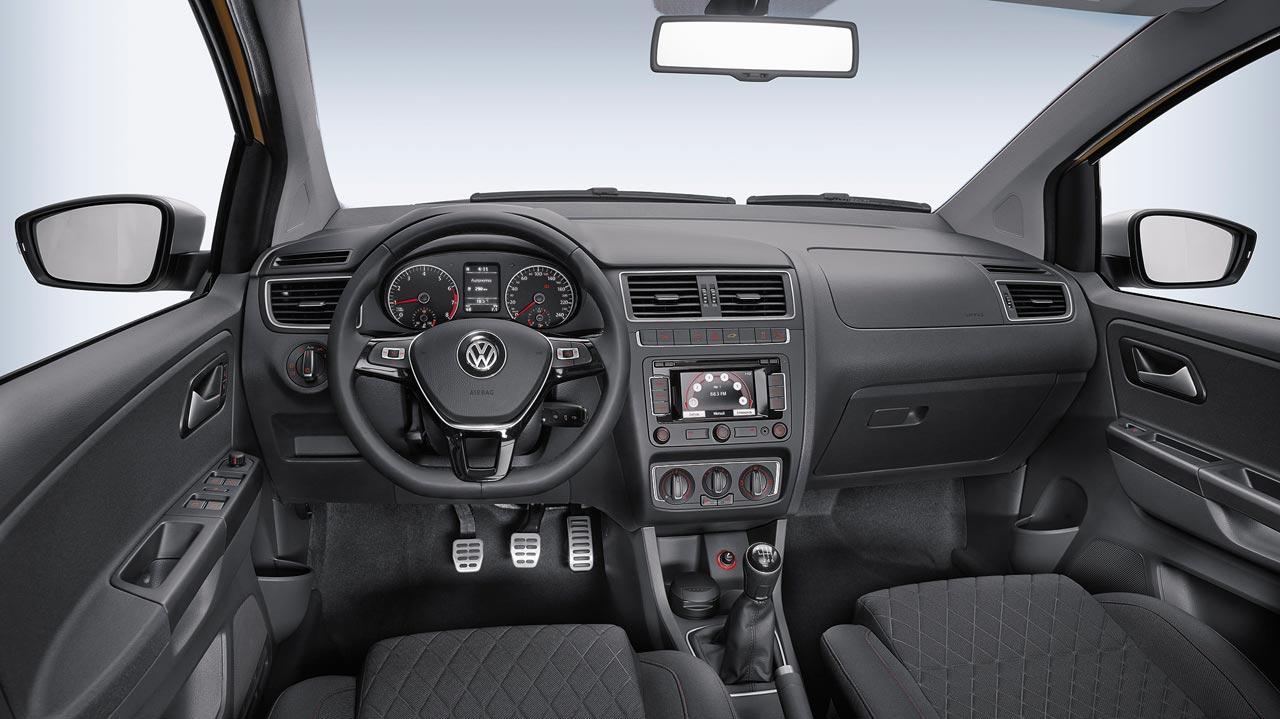Interior VW Fox Highline