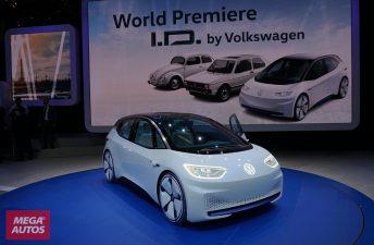 Volkswagen I.D., un eléctrico popular para 2020
