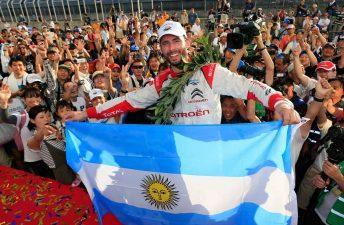 Pechito López tricampeón del WTCC con Citroën