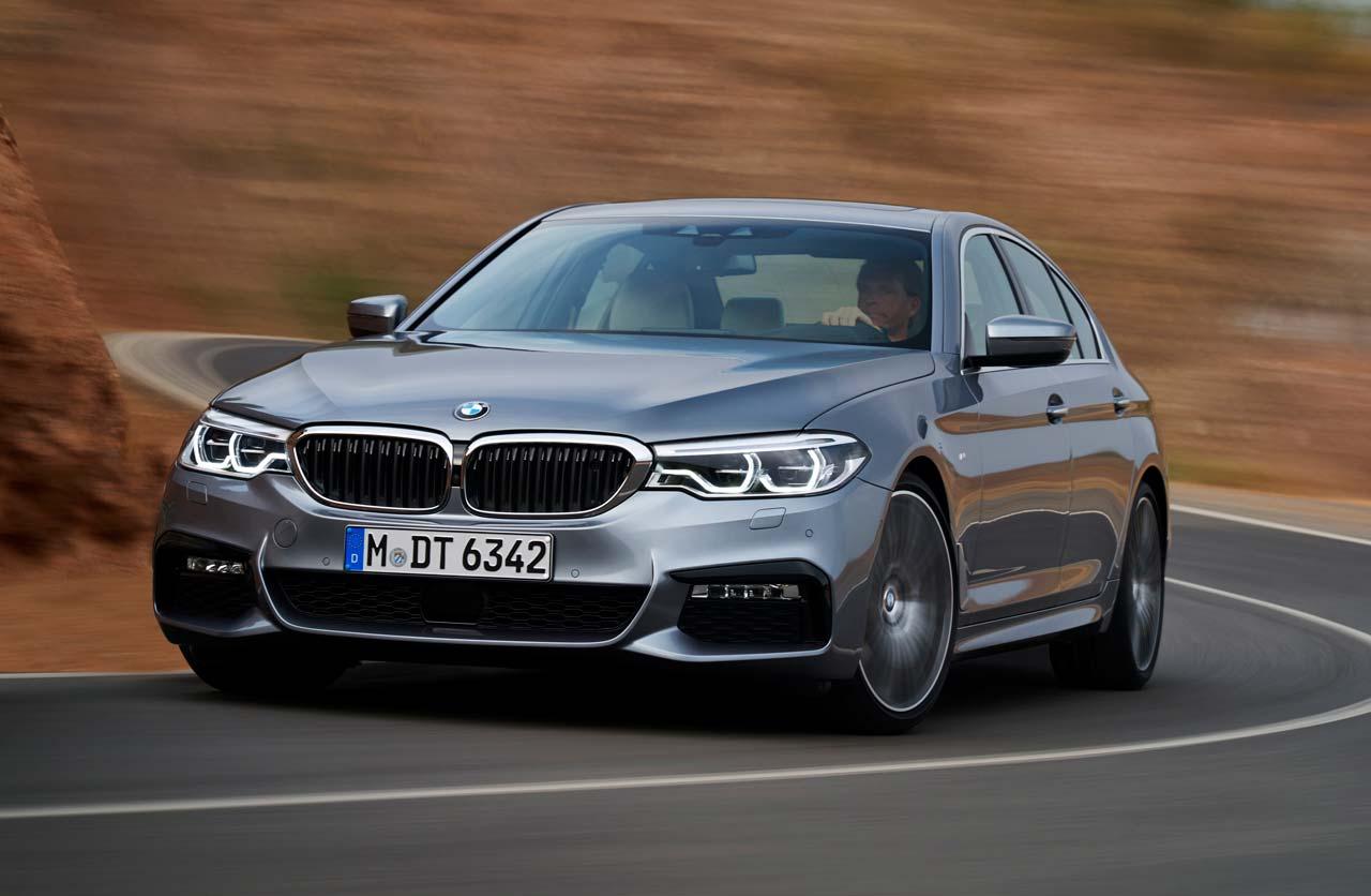 Nuevo BMW Serie 5