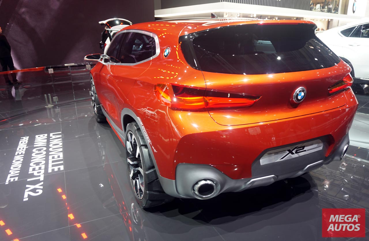 BMW X2 Concept