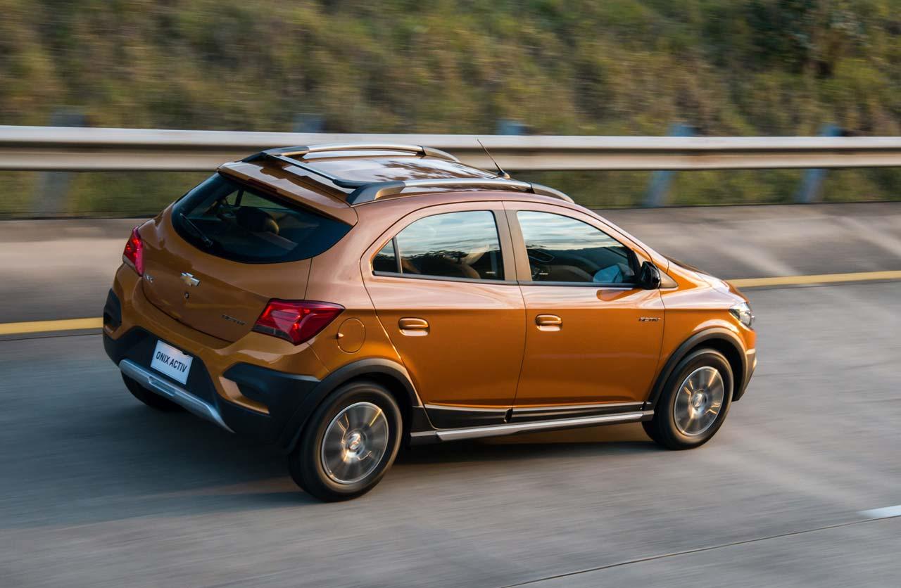 Nuevo Chevrolet Onix Activ