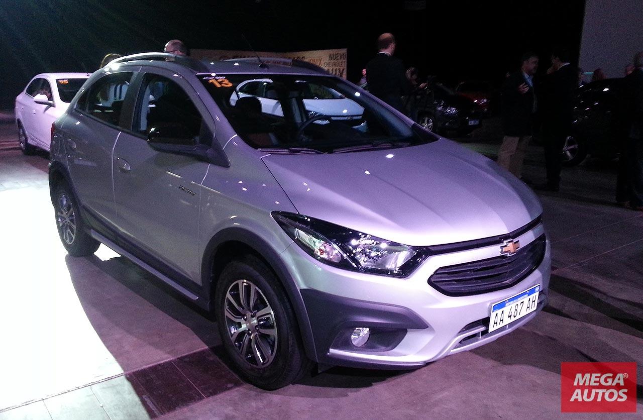 Lanzamiento Nuevo Chevrolet Onix