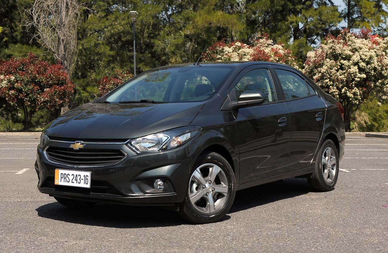 Chevrolet lanzó el Nuevo Prisma en Argentina
