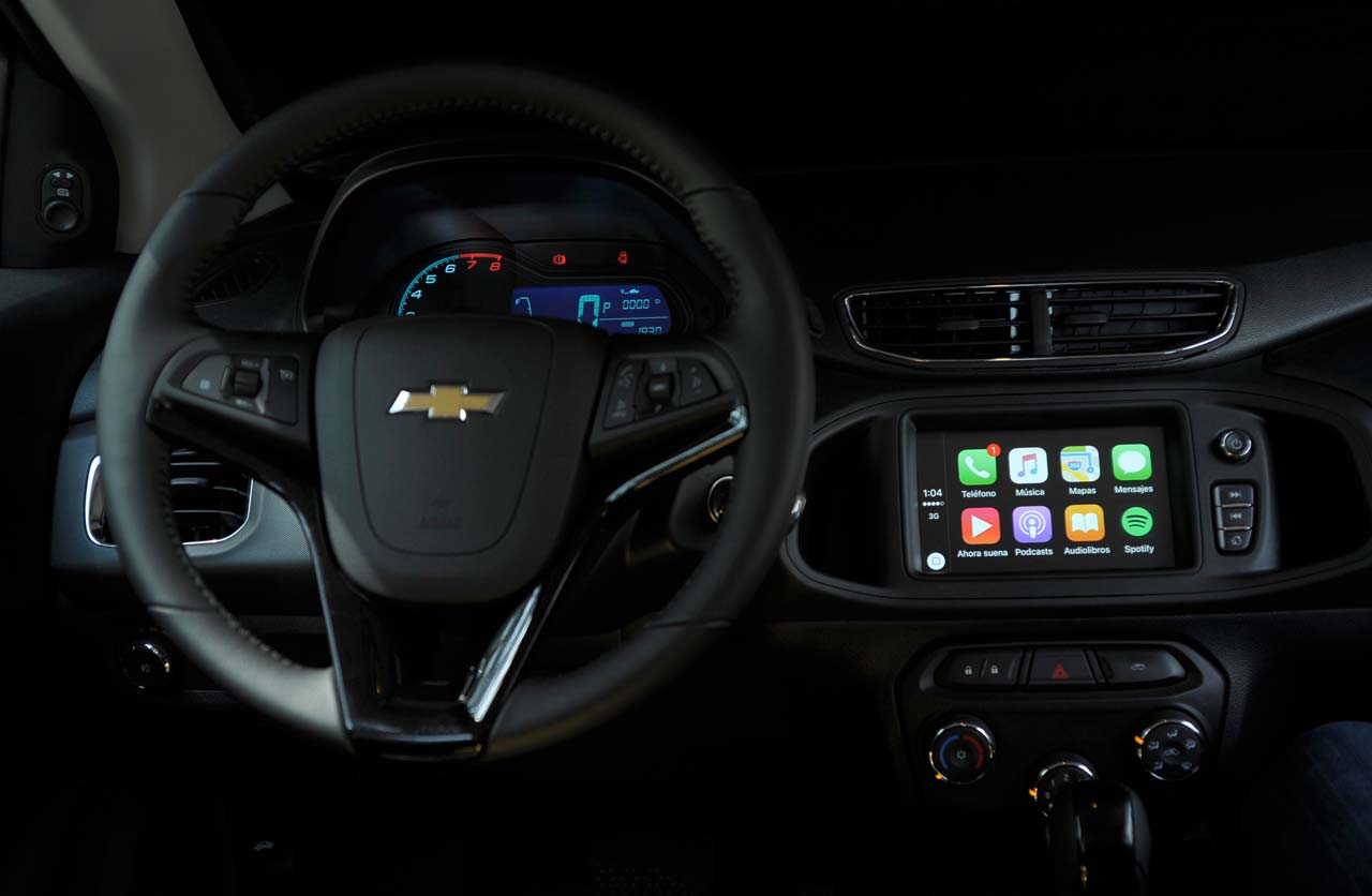Nuevo Chevrolet Prisma