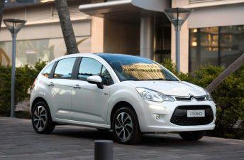 Citroën C3 Techno, serie especial en Argentina