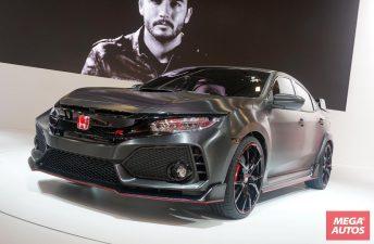 Civic Type R Prototype: Honda anticipa su deportivo en París