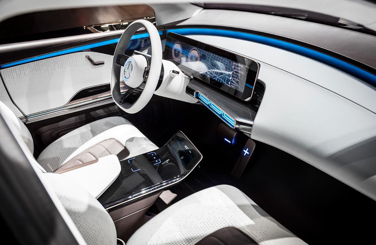Mercedes Benz Anticipa Su Futuro El 233 Ctrico En Par 237 S Mega