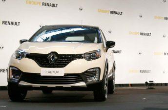 Piedra libre para el Renault Captur brasileño