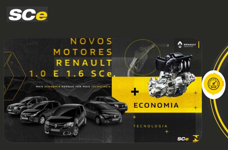 Nuevos motores SCe Renault