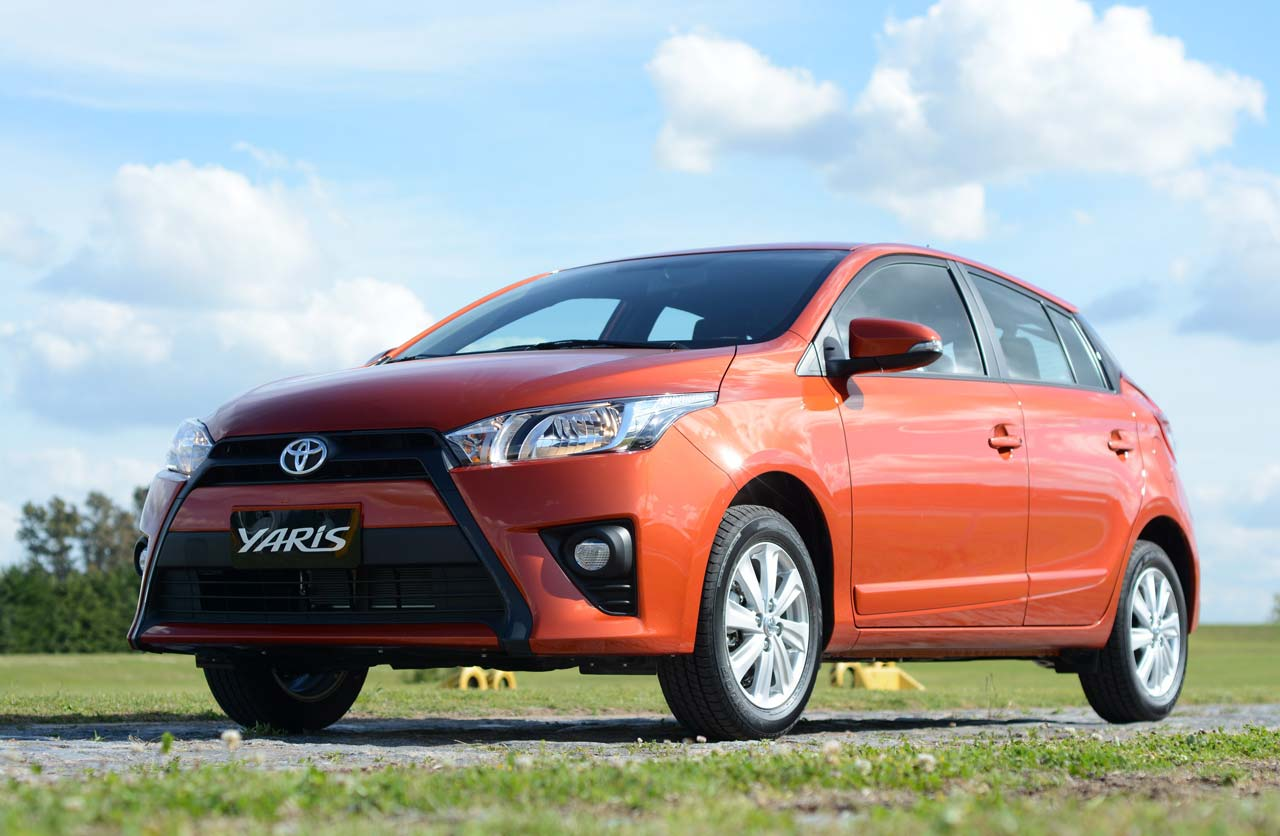 Llegó el Yaris, la nueva propuesta de Toyota