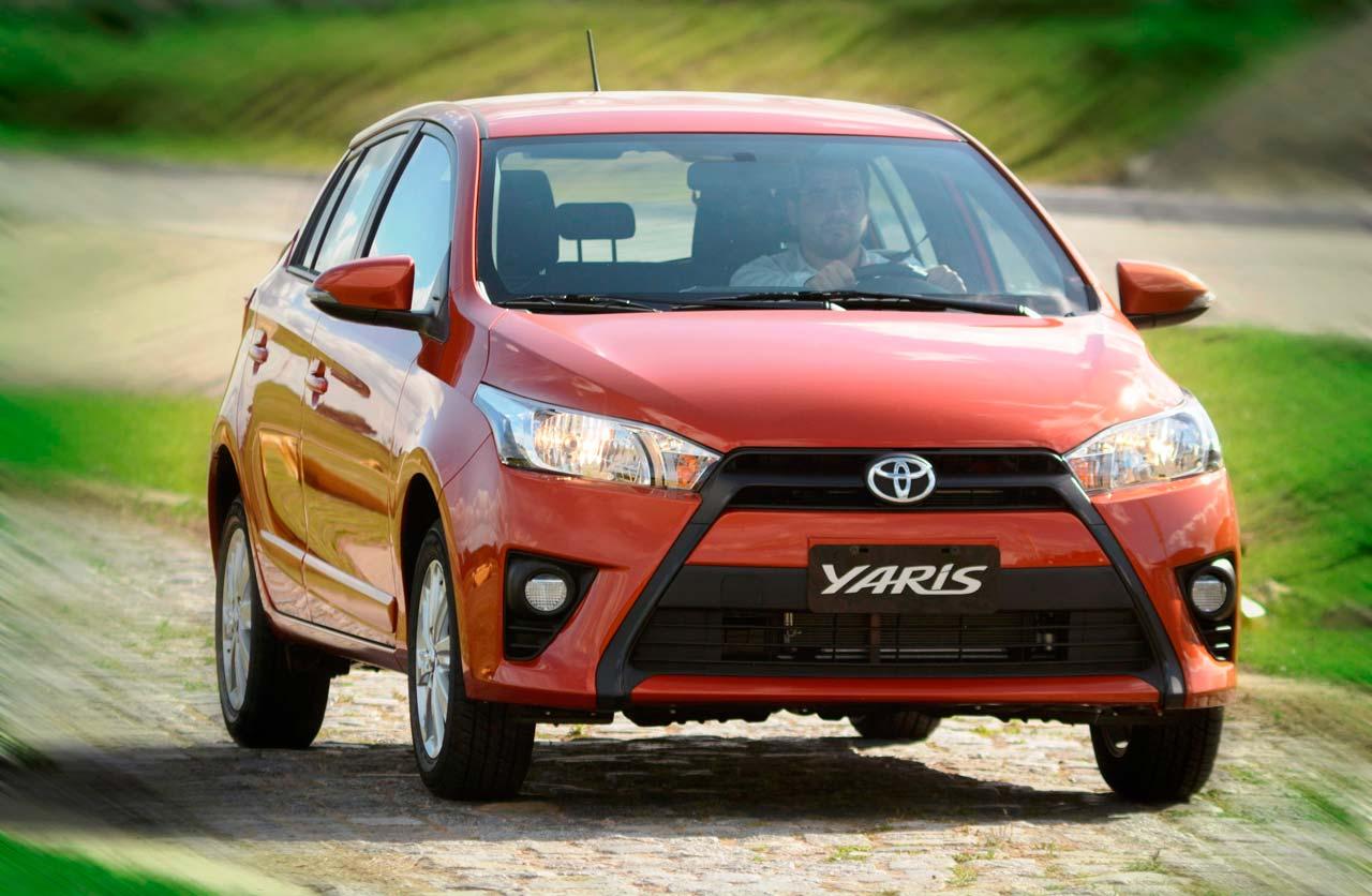 Toyota Yaris Argentina