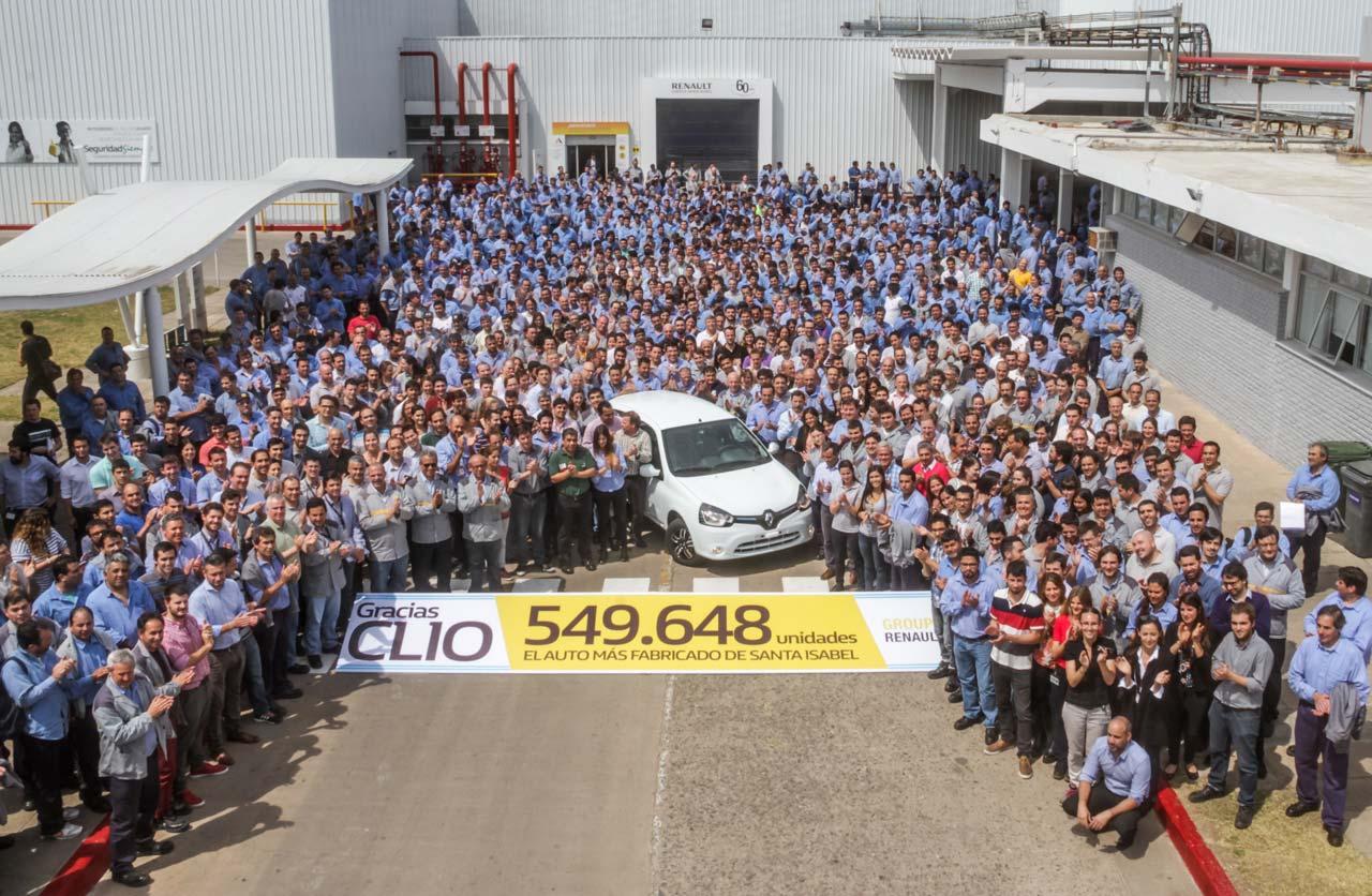 último Renault Clio