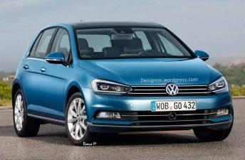 Más sobre el rediseño del VW Golf que viene
