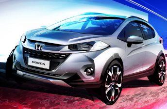 Honda confirmó el nuevo WR-V para el Salón de San Pablo