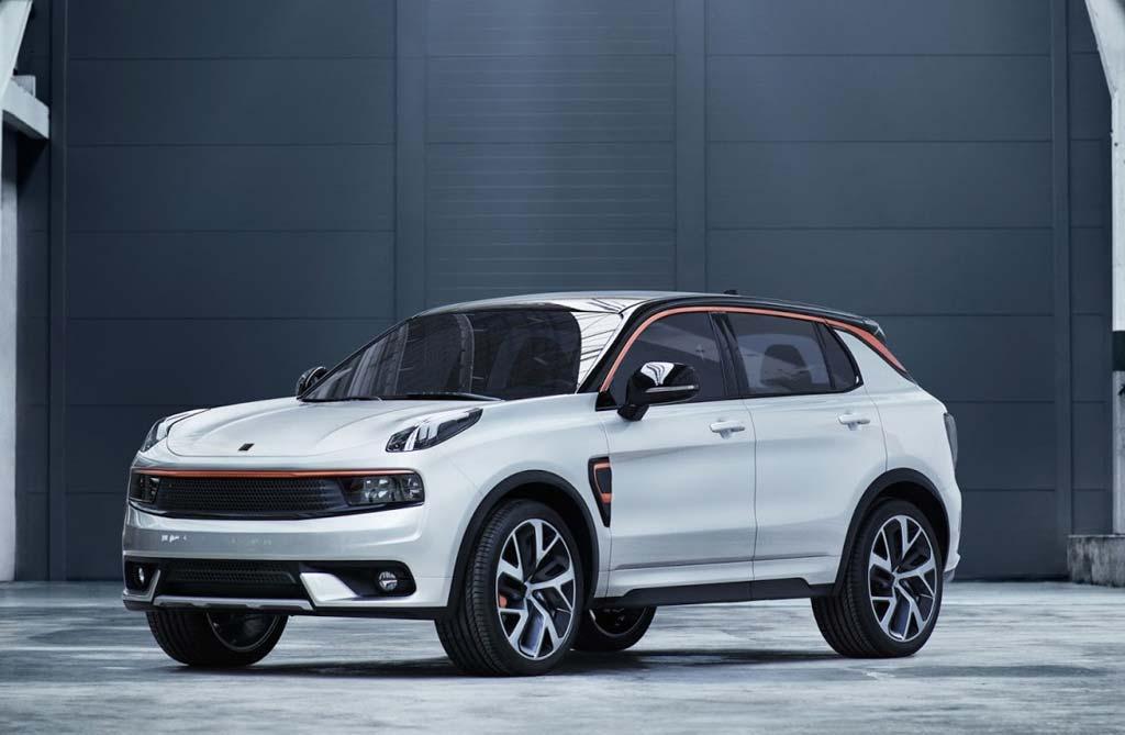 Lynk & Co. 01, el nuevo SUV chino que quiere revolucionar