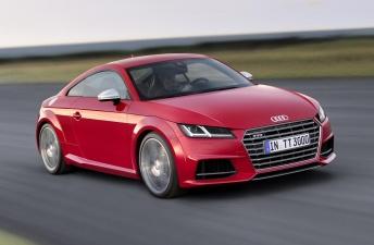El nuevo Audi TT llegó al mercado argentino