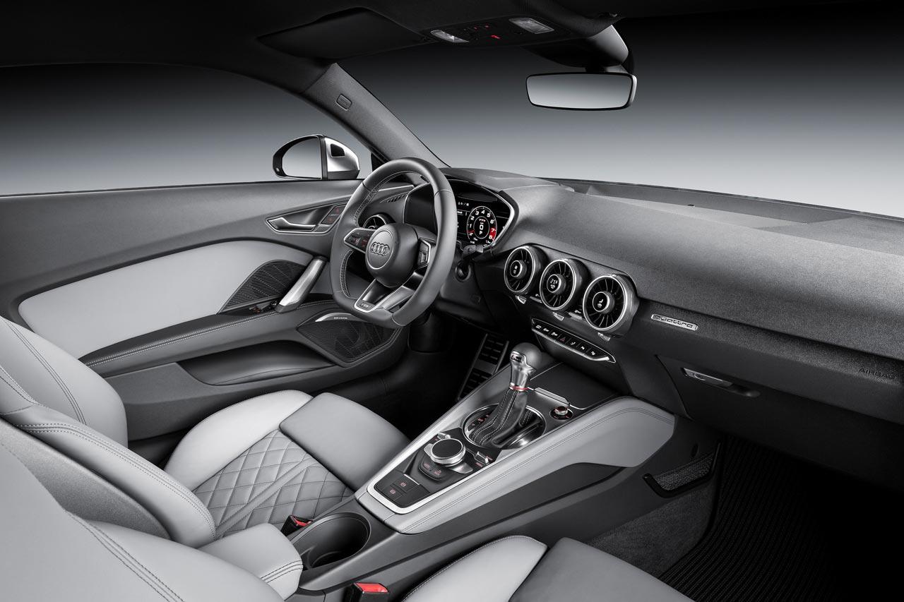 Interior Audi TTS