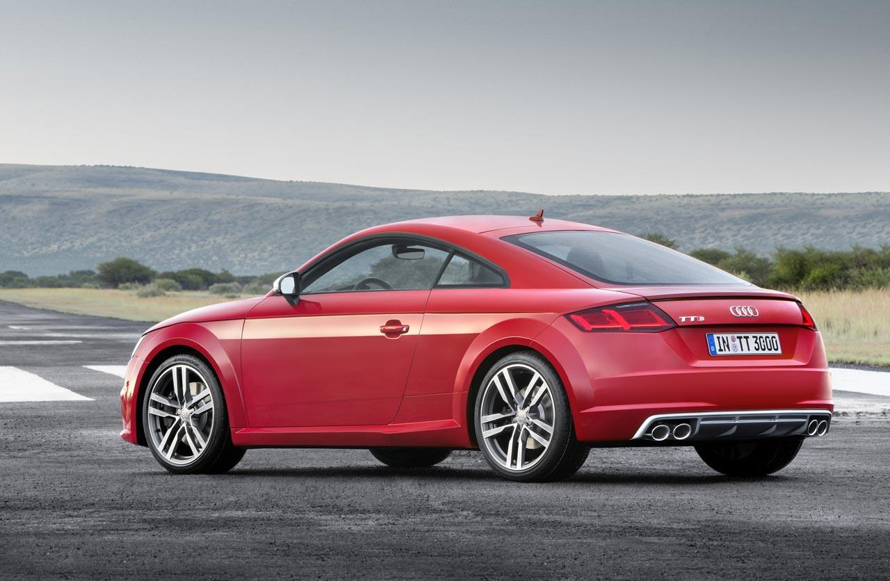 Nuevo Audi TTS